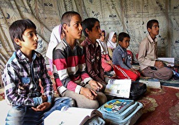 باشگاه خبرنگاران - تحصیل ۱۸۰ هزار دانش آموز عشایری در کشور