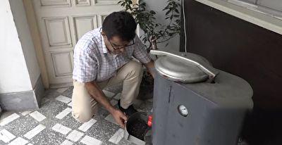 تبدیل زباله به کود تا بازسازی خانههای سیل زدگان توسط نیروهای جهادی + فیلم