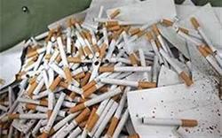 افزایش کشفیات سیگار قاچاق در زنجان/جریمه ۹۲۸ میلیونی قاچاقچی سیگار در زنجان