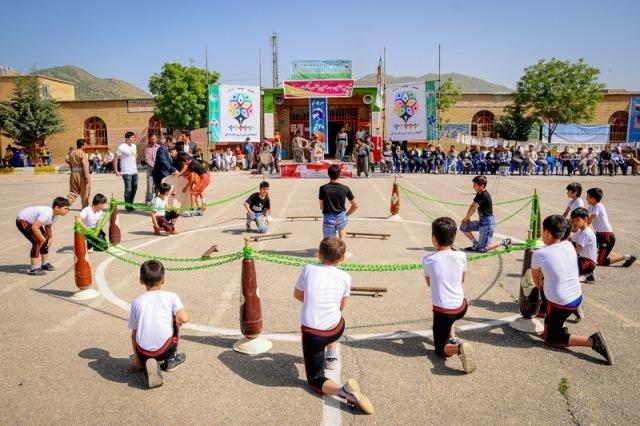 همه دانش آموزان بوشهری در المپیاد ورزشی درون مدرسهای شرکت میکنند