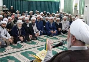 آیتالله دری نجفآبادی: هفته وحدت نقطه عطف اتحاد مسلمانان برای مقابله با دشمنان اسلام است