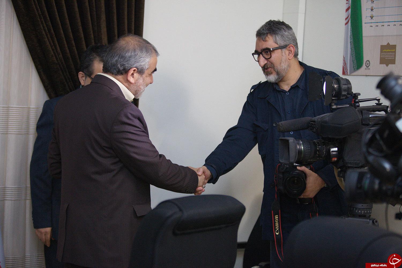 مصاحبه کدخدایی با خبرگزاری آسوشیتدپرس (AP) + عکس