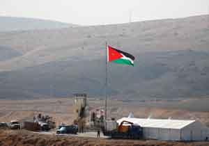 اجاره مناطق اردن به رژیم صهیونیستی تمدید نمیشود