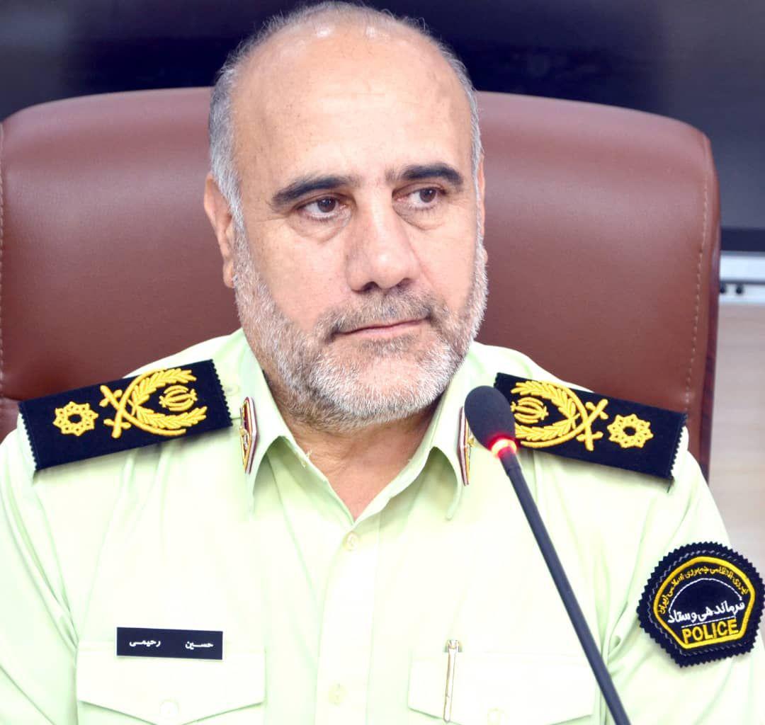 خواهش رئیس پلیس پایتخت از قوه قضاییه/ سردار رحیمی: به موضوع ترافیک شهری ورود کنید