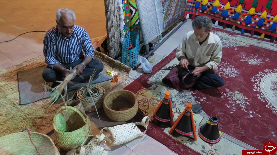 گشایش نخستین بازارچه صنایع دستی و هنرهای سنتی در کازرون