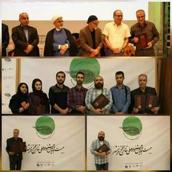 نمایشی از زنجان در جشنواره ملی تئاتر فتح خرمشهر خوش درخشید