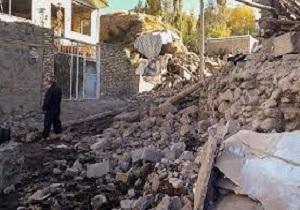 هیچ ساختمانی در ترکمانچای تخریب نشده است