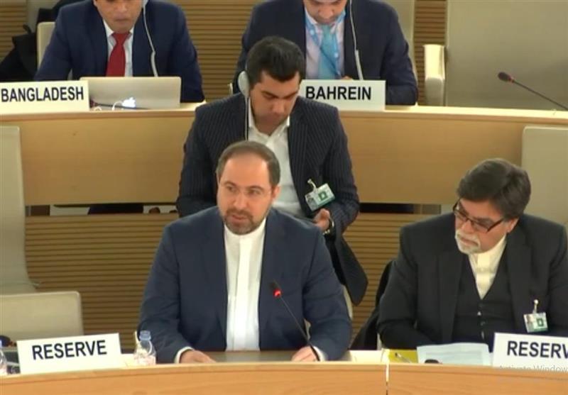 حقوق بشر در ایران با تضمین حق تعیین سرنوشت مورد توجه جدی دولت است