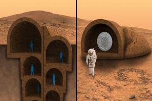 زندگی یک میلیون انسان روی سیاره مریخ چگونه خواهد بود؟