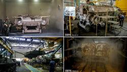 زیر و بم بزرگترین مرکز نوسازی نزاجا/ اینجا تجهیزات رزم زمینی ارتش جان دوباره میگیرند+ تصاویر