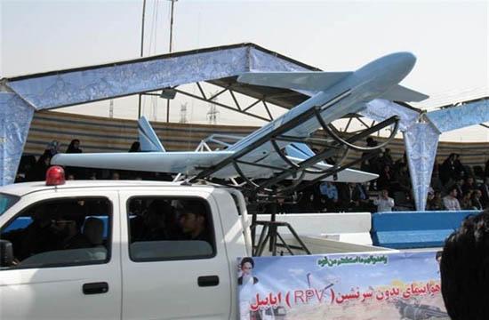 تجهیزاتی که روی آرامش را از دشمن گرفته است/ ابابیل ۲، پهپاد ایرانی که پایگاههای دشمن را رصد میکند + تصاویر