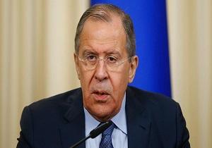 لاوروف: ارتش سوریه باید بر تمامی مناطق این کشور کنترل داشته باشد