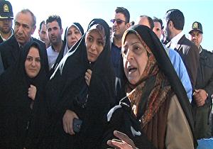 تامین نیازهای اولیه زلزله زدگان آذربایجان شرقی