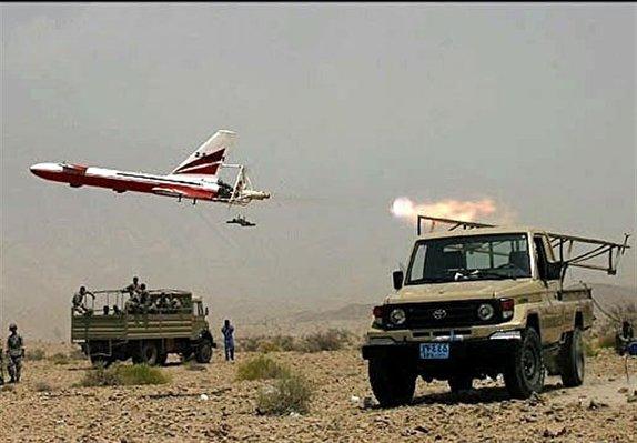 باشگاه خبرنگاران -ابابیل ۲، پهپاد ایرانی که به راحتی پایگاههای اصلی دشمن را رصد میکند + تصاویر