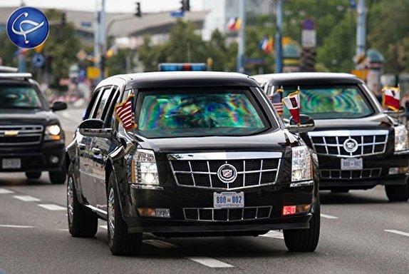 باشگاه خبرنگاران -معرفی برترین خودروهای سیاسی و تشریفاتی با بالاترین امتیاز امنیتی