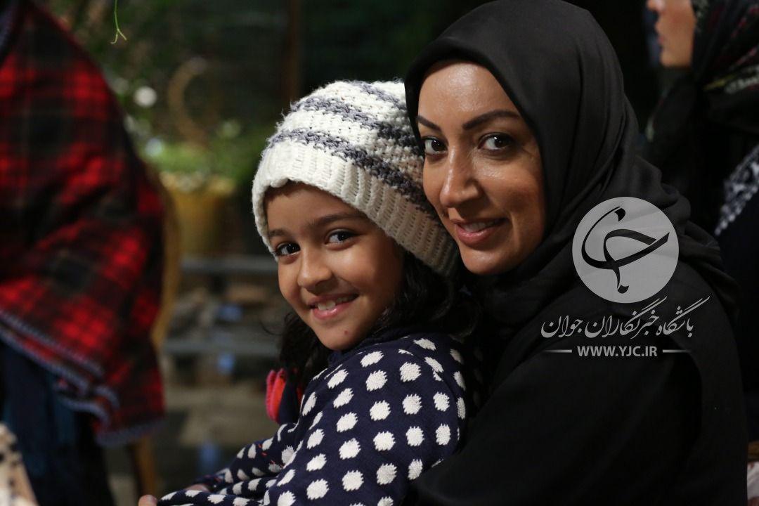 «بیگانهای با من است» به دهکده المپیک رسید +تصاویر جدید