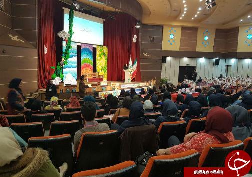 آغاز مرحله استانی جشنواره قصه گویی از امروز در گلستان
