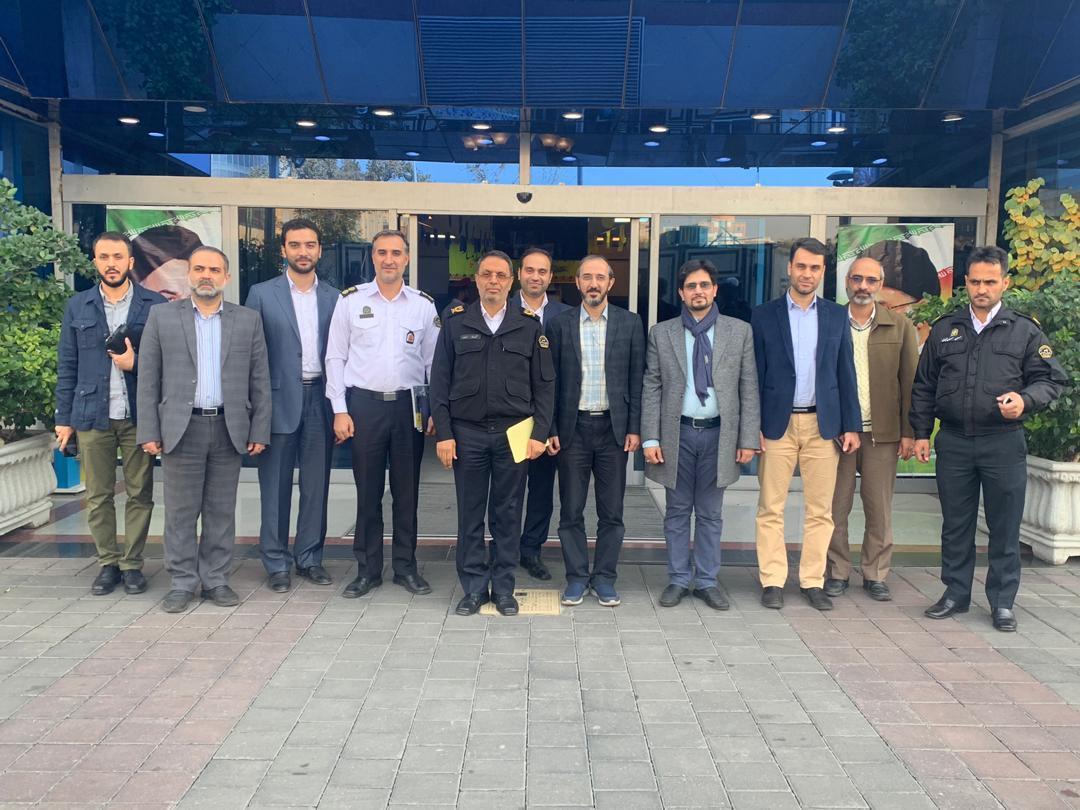 باشگاه خبرنگاران -همکاری معاونت فضای مجازی رسانه ملی با پلیس راهور