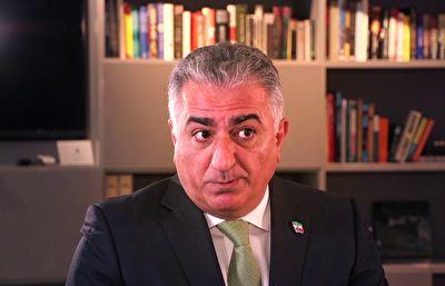 پذیرایی تاریخی رضا پهلوی از میهمانش! + فیلم