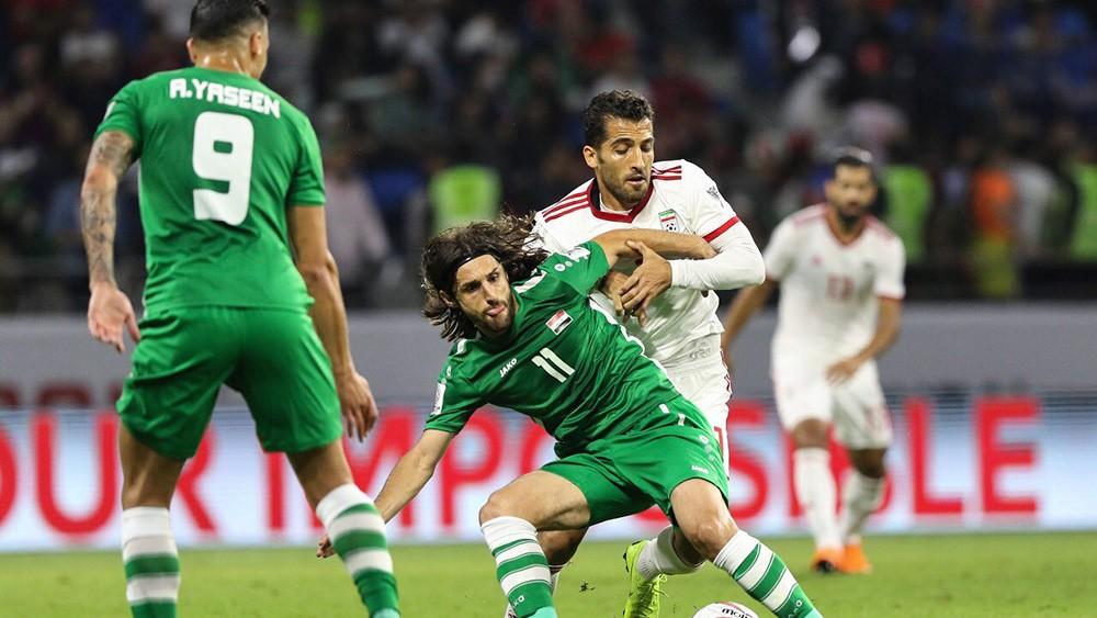 تدارکات ویژه عراقیها برای دیدار مقابل تیم ملی فوتبال ایران