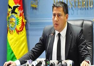 وزیر دفاع بولیوی استعفا داد