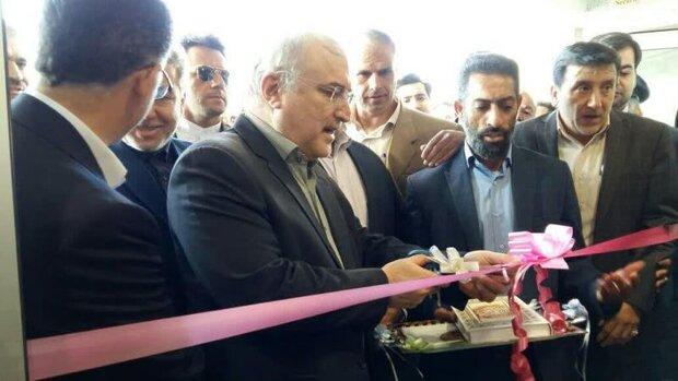 افتتاح اولین بیمارستان سوختگی غرب کشور