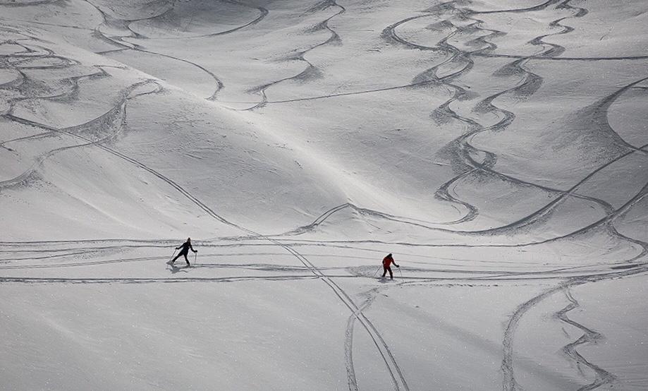 دیزین ،بهشت برفی رشته کوه های البرز