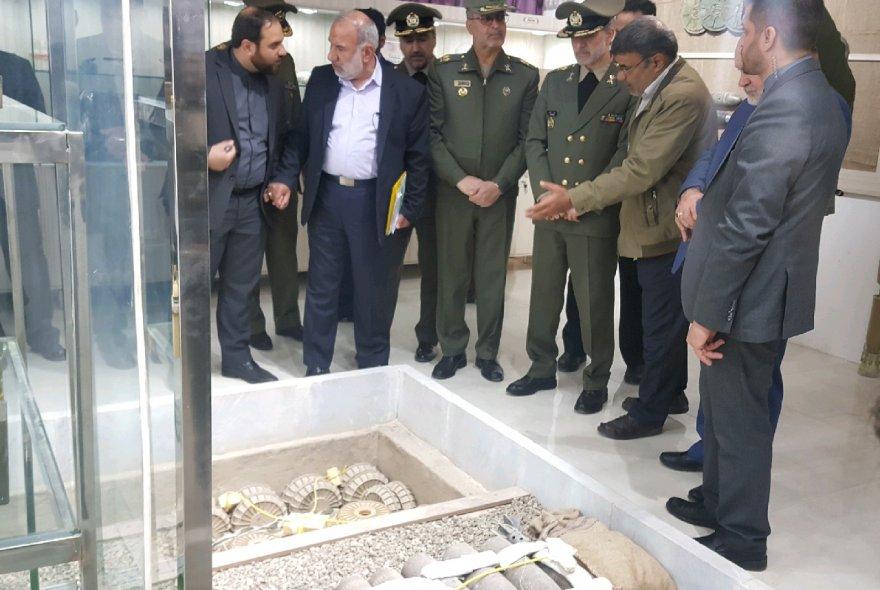 نخستین مرکز آموزش بین المللی مین زدایی بشر دوستانه جمهوری اسلامی افتتاح شد