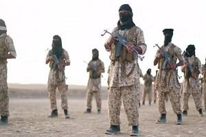 ۴۶ داعشی در افغانستان تسلیم شدند