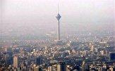 باشگاه خبرنگاران -هوای تهران ناسالم برای گروههای حساس