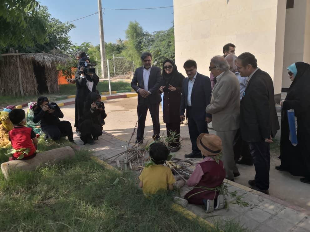 خانه طبیعت کودک و نوجوان بوشهر افتتاح شد+عکس
