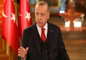 اردوغان: به ترامپ خواهم گفت در عمل به تعهداتش در قبال سوریه ناکام ماند