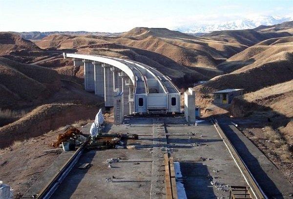 افتتاح بزرگترین راهآهن دو خطه کشور تا پایان آبان ماه/ زلزله آذربایجان شرقی هیچ خسارتی به میانه و بوستانآباد وارد نکرد