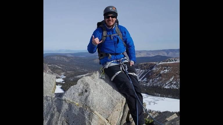مرگ پدر کوهنورد در آستانه تولد اولین فرزندش