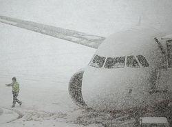 لحظه تیک آف ناموفق هواپیما از نگاه سرنشینان + فیلم