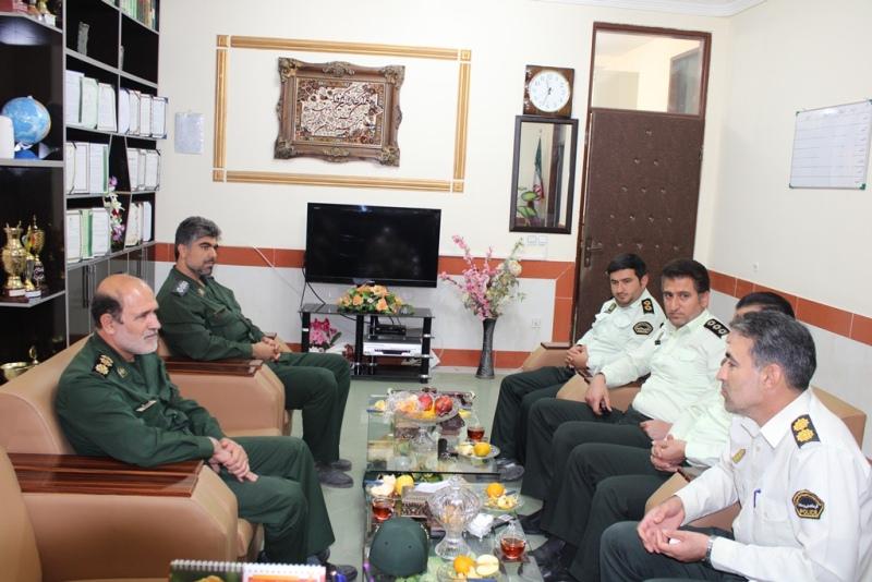 تعامل ناجا و سپاه، باعث افزایش امنیت در تمام سطوح جامعه میشود