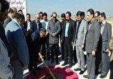 باشگاه خبرنگاران - کلنگ زنی یک واحد تولیدی در قزوین