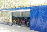 باشگاه خبرنگاران - راه اندازی ایستگاه کرایه دوچرخه در بوستان بانوان قزوین
