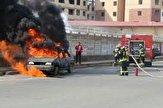 باشگاه خبرنگاران -مانور پدافند غیرعامل شهری در اراک