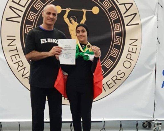 باشگاه خبرنگاران -افشاگری پدر وزنهبردار دختر علیه فدراسیون وزنهبرداری + سند