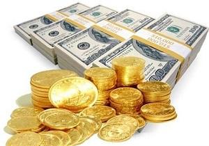 روز// افزایش ۶۰ هزار تومانی سکه امامی/ هر گرم طلای ۱۸ عیار یک هزار و ۹۰۰ تومان کاهش قیمت داشته است