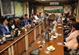 باشگاه خبرنگاران -نشست صمیمی فرمانده انتظامی مازندران با دانش آموزان نخبه
