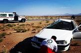 باشگاه خبرنگاران -پوشش امدادی ۸۴ حادثه ازسوی نجاتگران جمعیت هلال احمر استان اصفهان