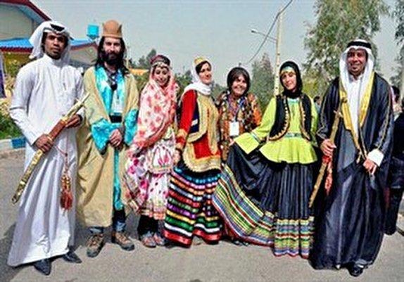 باشگاه خبرنگاران - آغاز به کار جشنواره بین المللی فرهنگ اقوام در گلستان