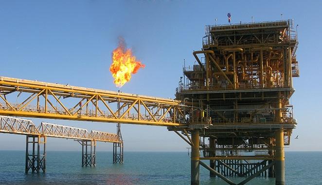 نصب سومین سکوی فازهای ۲۲ تا ۲۴ پارس جنوبی/ظرفیت تولید روزانه ۱۴.۲ میلیون متر مکعب گاز