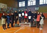 باشگاه خبرنگاران -مسابقات بدمینتون مدارس دختران مهاباد برگزار شد