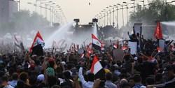 پشت پرده اعتراضات عراق از زبان شهروند عراقی/ ایران نبود، داعش عراق را میبلعید + فیلم