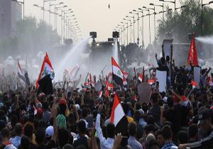 پشت پرده اعتراضات عراق از زبان شهروند عراقی/ ایران نبود داعش عراق را میبلعید + فیلم
