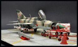 فروش جنگندههای ذخیره مصر به سوریه/ جان تازهای که پس از ۲ سال به ناوگان جنگندههای میگ ۲۱ سوری تزریق میشود+ تصاویر