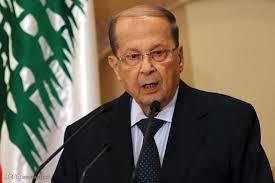 میشل عون: تحریمهای آمریکا همه مردم لبنان را هدف قرار داده